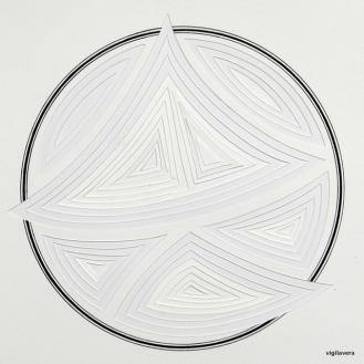 Cirkelskib 2016 25x25 cm. Pris 400 kr.