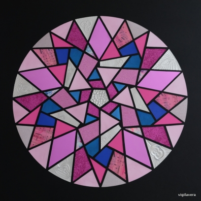 Pontiac Rita (2017)* 50x50 cm