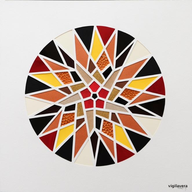 Pontiac Stillits (Goldfinch) (2018) 30x30 cm SOLGT