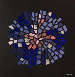 Natteby Clearsky (2018) 20x20 cm. Pris: 700 kr.