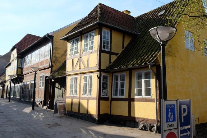 Levins Hus, Faaborg